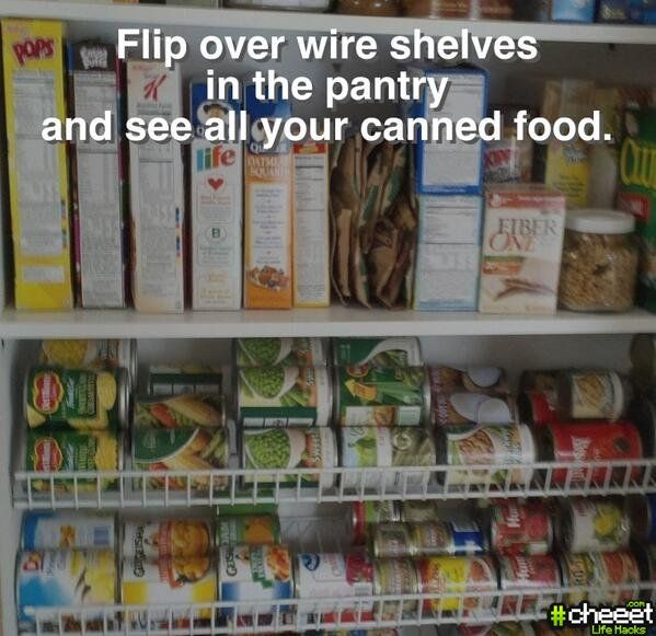 57 Best Images About Pantry Ideas On Pinterest: Best 25+ Wire Shelves Ideas On Pinterest