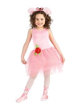 angelina ballerina costume perfect for my little ballerina - Ballet Halloween Costume
