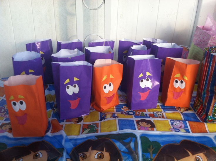 20 best Dora the explorer party images on Pinterest Birthday party