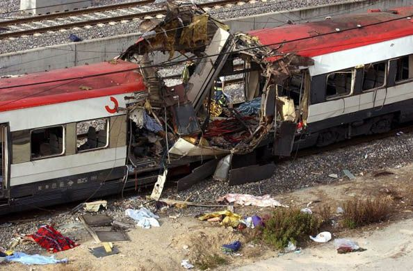 Madrid train bombings (2004)