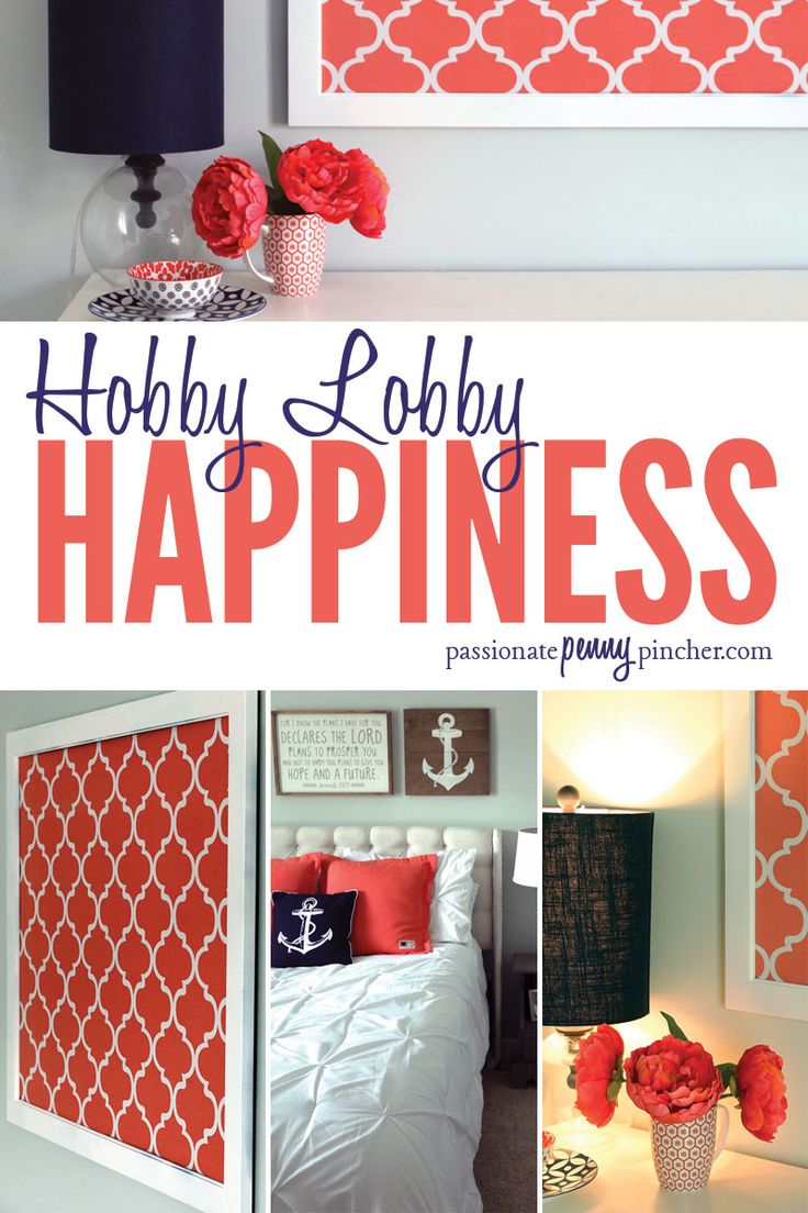 What kinds of furniture does Hobby Lobby sell online?