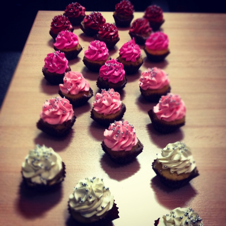 #ombre #cupcakes