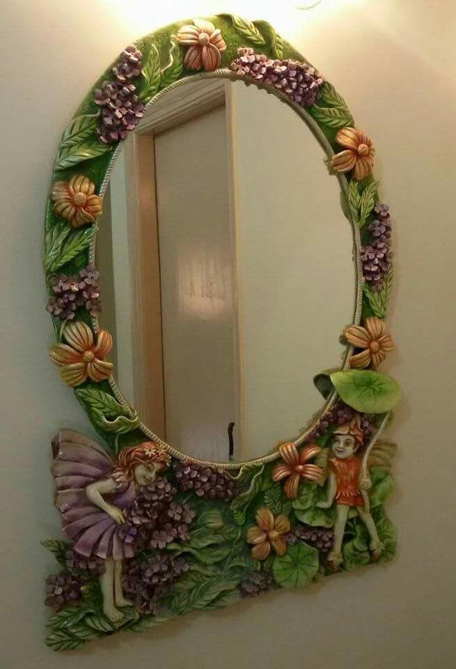 Best 25 mirror trim ideas on pinterest framed bathroom - Decorative trim for bathroom mirrors ...