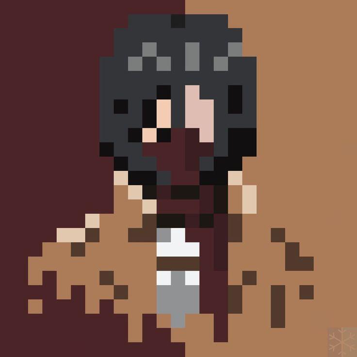 Mikasa by MrNickFrost