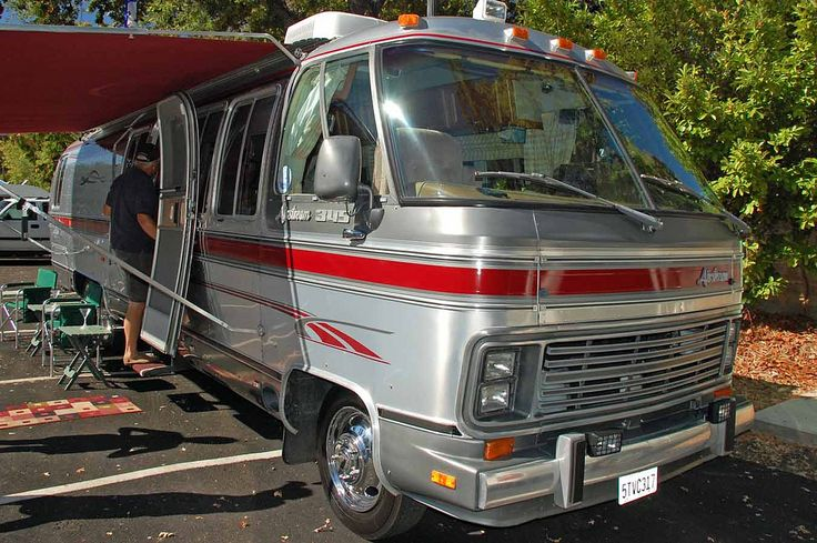 1986 Airstream Motorhome | Flickr - Photo Sharing!