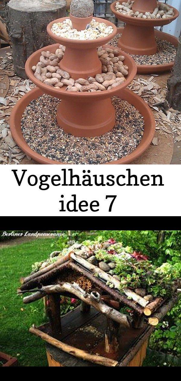 Idee Vogelhauschen Idee Vogelhauschen Vogelhauschen Idee Vogel Voeder Idee Berliner Landpomeranze Ein Berlin Ga Bird Bath Outdoor Decor Bird Feeders
