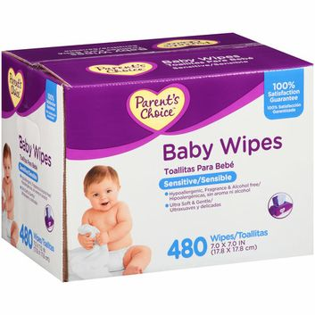 I'm learning all about Parent's Choice Sensitive Baby Wipes at @Influenster! @Parents_Choice