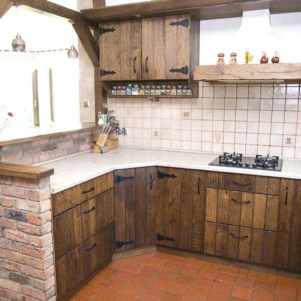 kuchnie rustykalne - Szukaj w Google
