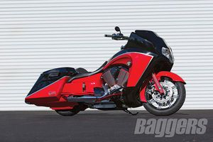 Arlen Ness, bagger, victory vision, victory motorcycles