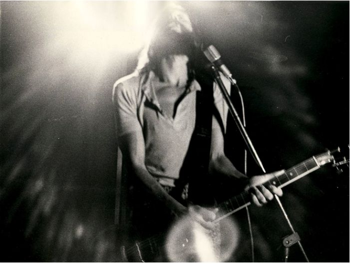 David Lamelas, Rock Star (Character Appropriation), 1974