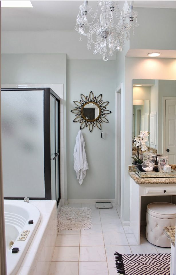 Master Bathroom Paint Colors With Tan Tile