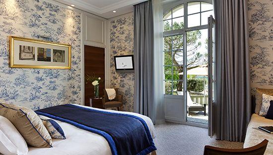 Réouverture de l'Hôtel Barrière Le Normandy Deauville #luxuryhotels