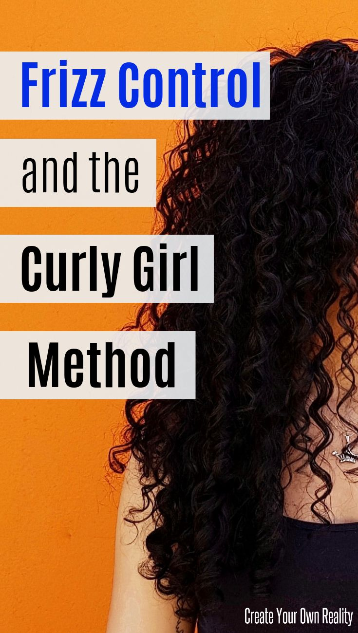 Curly Hair Frizz Control