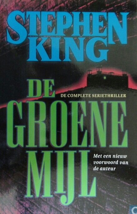 De groene mijl - Stephen King