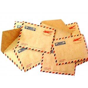 Mini Airmail enveloppen - ShoppenBijMar