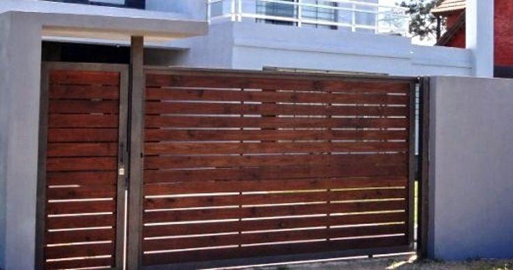Rejas horizontales para frentes de casas buscar con for Fachadas de frente de casas