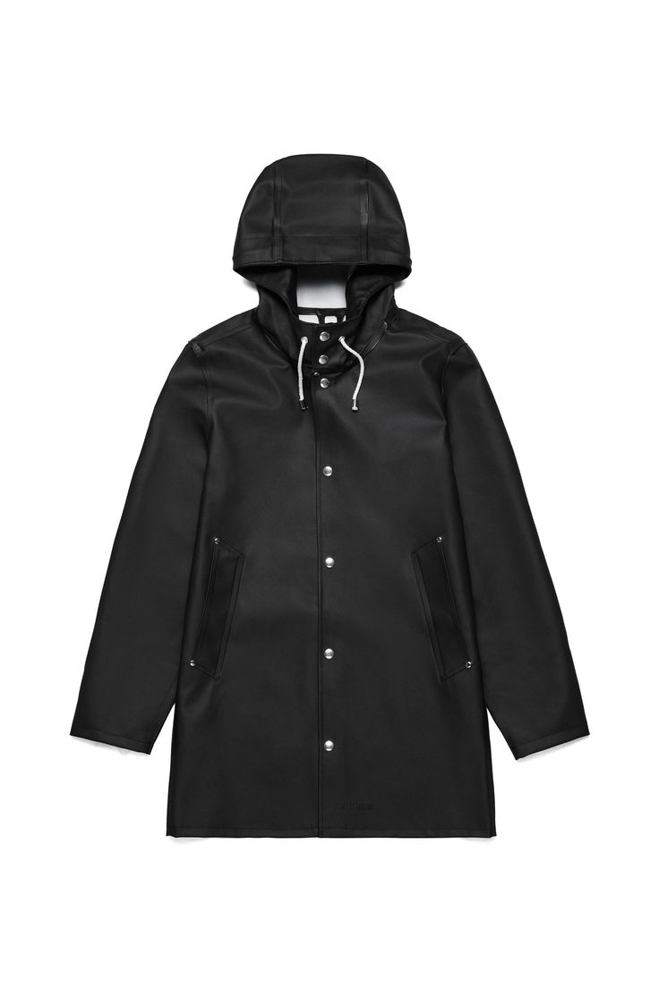 Shop the Stockholm raincoat. Free worldwide shipping.