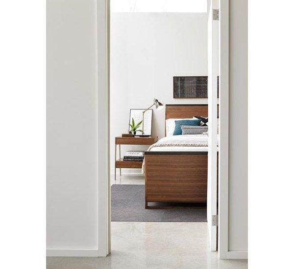 Craftsman Bed : Modern Craftsman Bedroom : Modern Craftsman :  CRF KINBED 005 |