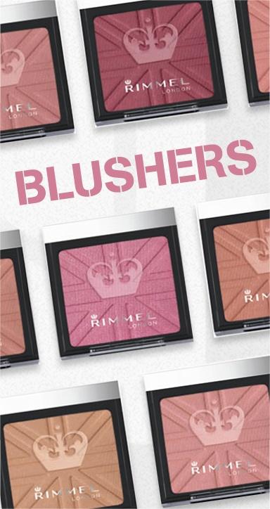 Rimmel Blushers