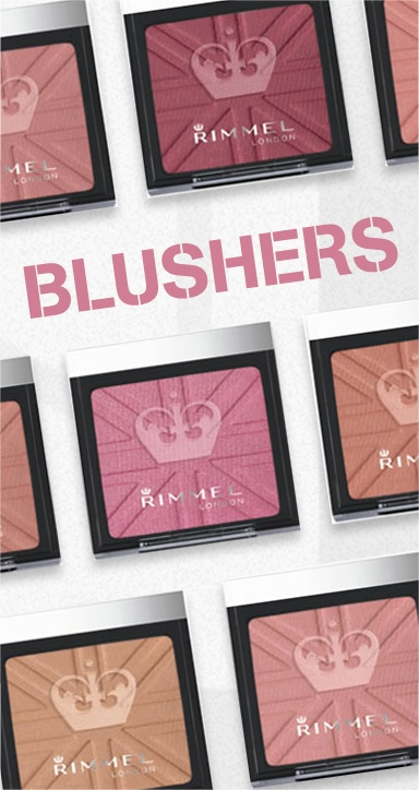 Rimmel Blushers - COSMETICS