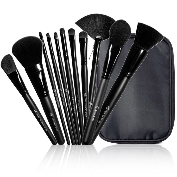 E.L.F. Cosmetics, Studio, 11 Piece Brush Collection, 1 Setiherb discount coupon code:JWH658,$10 OFF