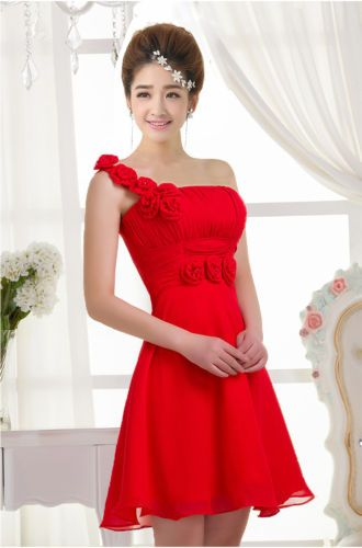 Bridesmaids-Formal-Dresses-spaghetti-strap-One-Shoulder-evening-Party-dress