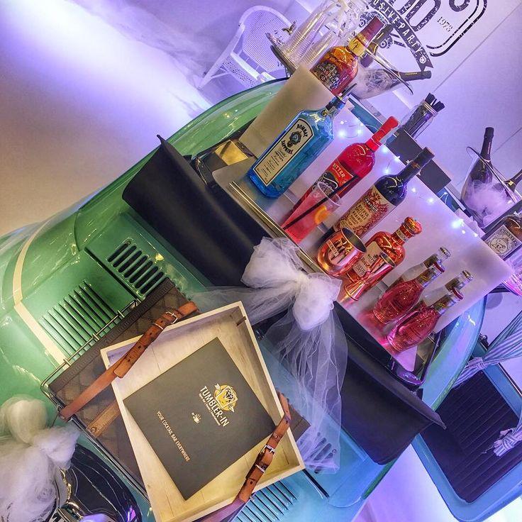 wedding bar, miss 500, tumbler-in, wedding cocktail, bar design