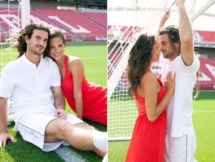 World Cup Star Kyle Beckerman And His Wife Might Be Soccer's Most Beautiful Couple : huffpost