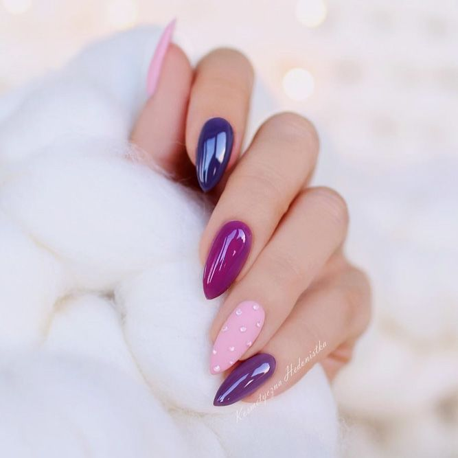 Eine visuelle Anleitung zu den richtigen Nagelfarben für verschiedene Hauttöne. – Nagelfarbe