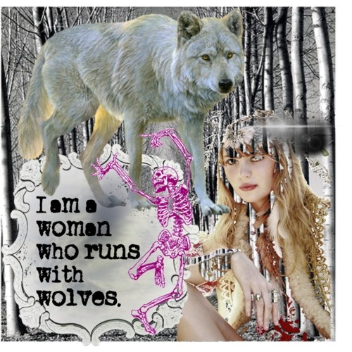 Women Who Run With The Wolves Quotes: Women Who Run With Wolves
