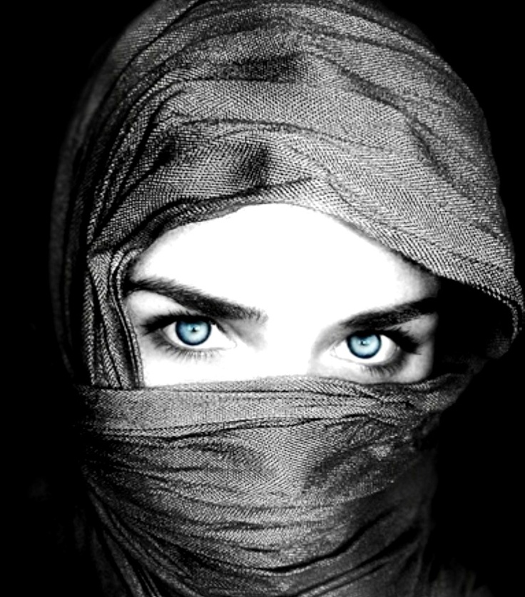 69 Best Beautiful Portrait Muslim Women With Niqab Images