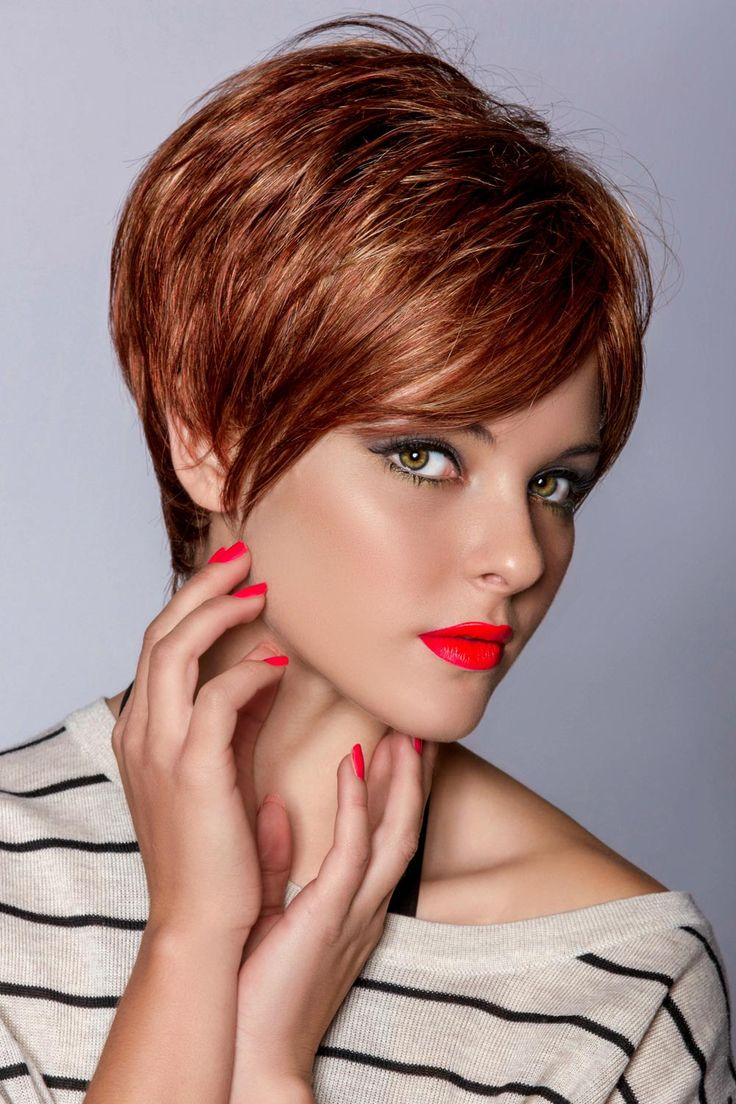 30 best kurzhaarfrisuren short cuts images on pinterest for Kurzhaarfrisuren pinterest