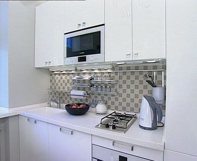 Very Small Kitchen Comfortable Shelterness