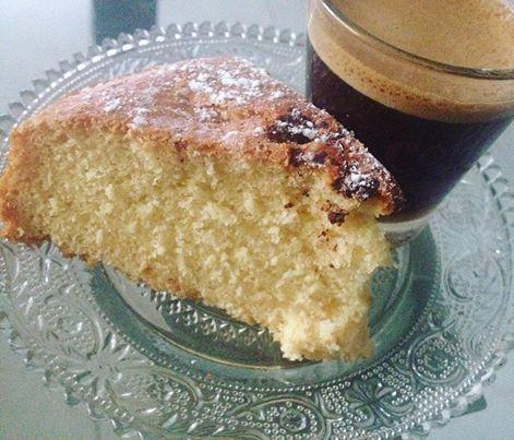 La Fée Stéphanie: Gâteau à l'eau, sans oeuf, ni beurre, ni lait