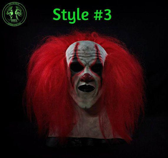 Kranky Clown mask