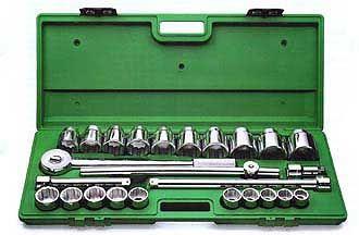 SK Tools 3/4 Inch SAE Driver and Socket Sets
