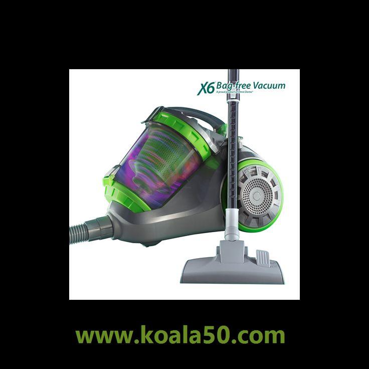 Aspirador sin Bolsa X6 - 55,86 €   ¡Llega la ayuda que necesitas para la limpieza de tu hogar, el increíbleaspirador sin bolsa X6!Una aspiradora muy potente, resistente, rápida y eficaz para aspirar fácilmentesuelos,...  http://www.koala50.com/aspiradoras-robots/aspirador-sin-bolsa-x6