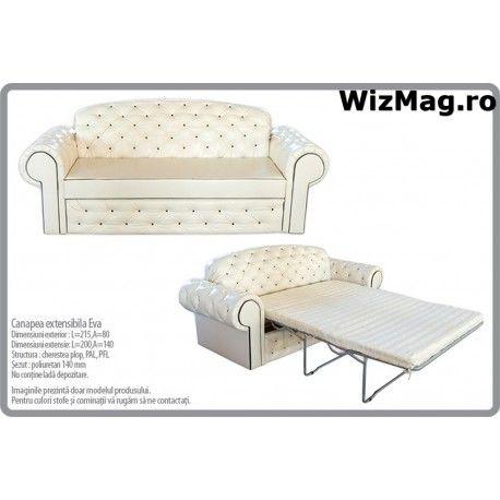 Canapea extensibila Eva WIZ 015