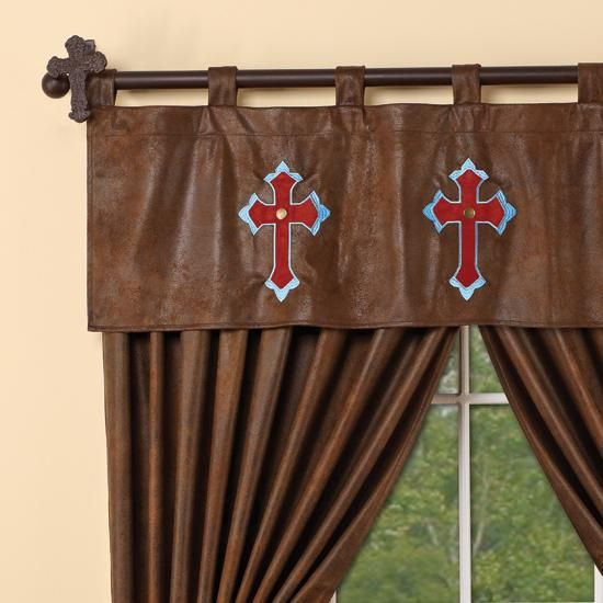 Western Window Curtains | 2012 Western Decorating Trends: Funky Western  Valances