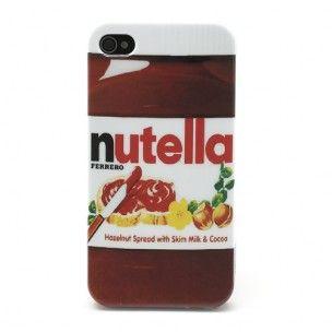 étui iPhone 4 / 4S Nutella