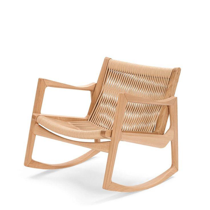 Las 25 mejores ideas sobre sillas mecedoras en pinterest y - Mecedoras modernas ...