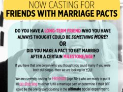 Audition Audition : Friends with Marriage Pacts - Lifetime Reality TV Show Auditions for 2017 -  #audition #auditiononline #castingcalls #Castings #Freecasting #Freecastingcall #Freshauditions #opencall #unitedstatecasting
