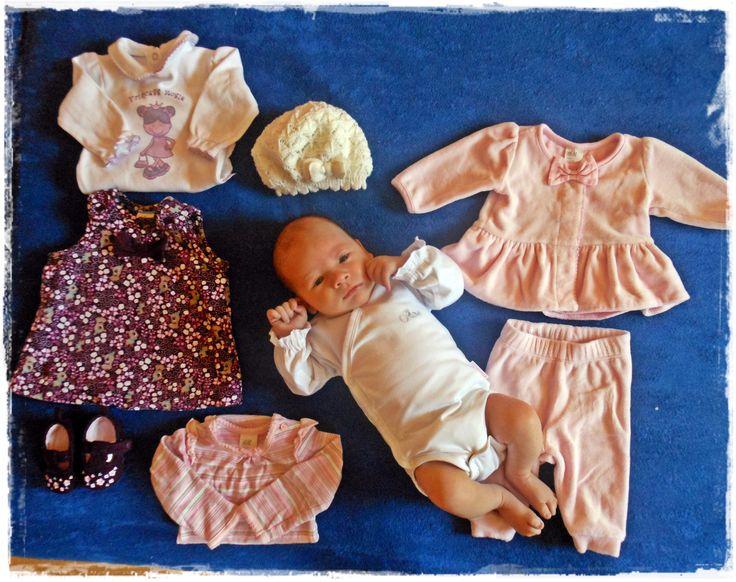 Baby Shopping Sleep H&M 50SIze