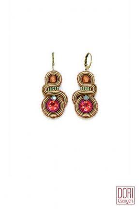 Harper Metallic Earrings