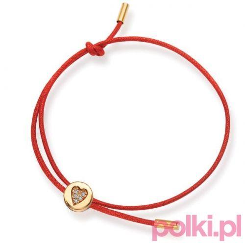 Pomysł na walentynkowy prezent: bransoletka YES #polkipl