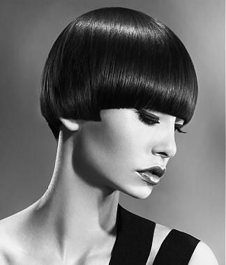 Short Black Hairstyles With Bangs 102 Best Halo Bob Images On Pinterest  Hair Dos Woman Hairstyles