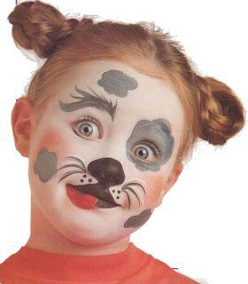 Maquillaje y Máscaras para Carnaval | menudouniverso