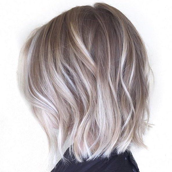 Another day, another #shorthaircrush via @habitsalon. Who loves this length?…