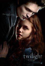 Twilight - No:1 - A teenage girl risks everything when she falls in love with a vampire.  Stars: Kristen Stewart, Robert Pattinson, Billy Burke