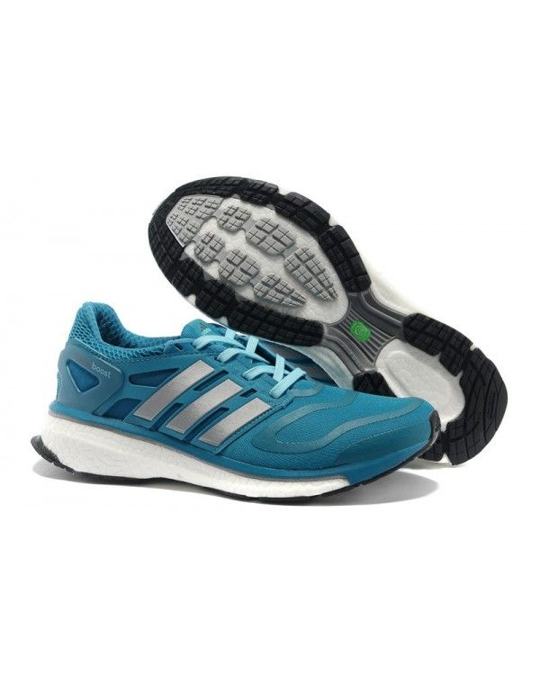 [2017 CHEAP] Adidas Boost energy Women Royal Silver Fast Delivery £57.70